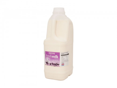 2 Litre Poly 1% milk