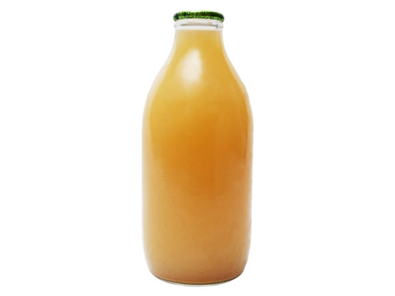 Apple Juice Glass bottle 1 Pint