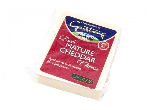 Cheesemakers of Garstang Mature Cheddar 200g
