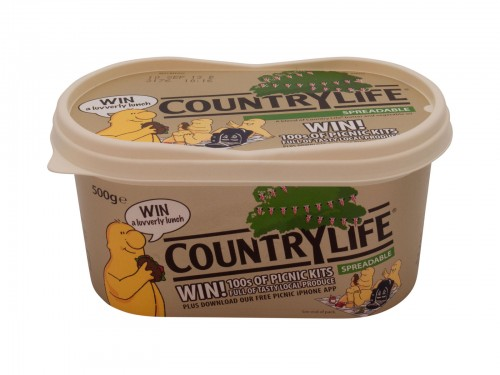 Country Life Spreadable 500g