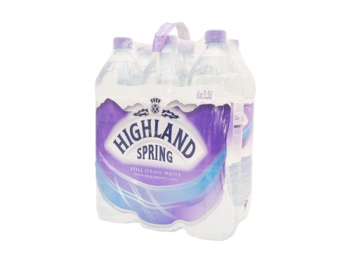 Highland Spring 6x1.5 Litre Still water