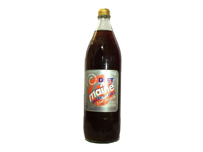Maine Diet Cola 750ml
