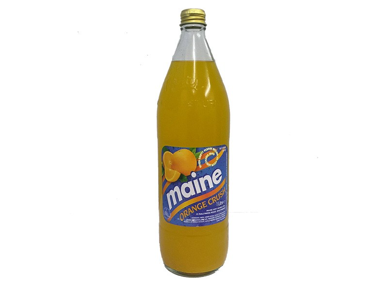 Maine Orangeade 750ml