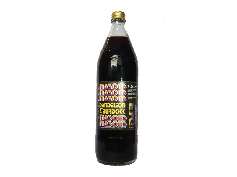 Masons Dandelion & Burdock 750ml