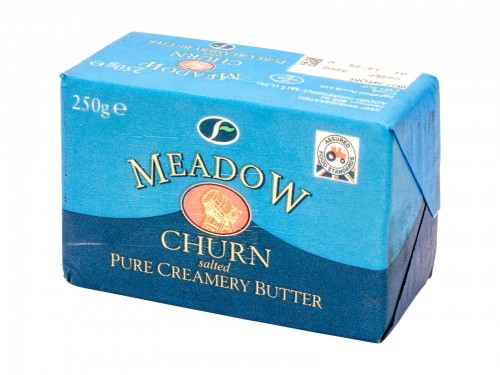 Meadow Churn Salted 250g