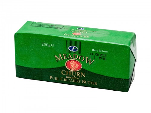 Meadow Churn Unsalted 250g