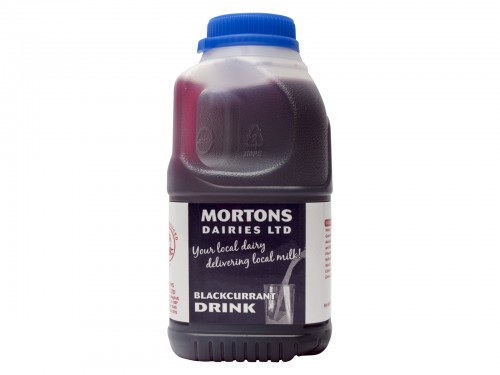 Mortons Blackcurrant Crush Poly Bottle 500ml