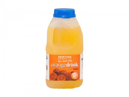 Mortons Orange Crush Poly Bottle 500ml