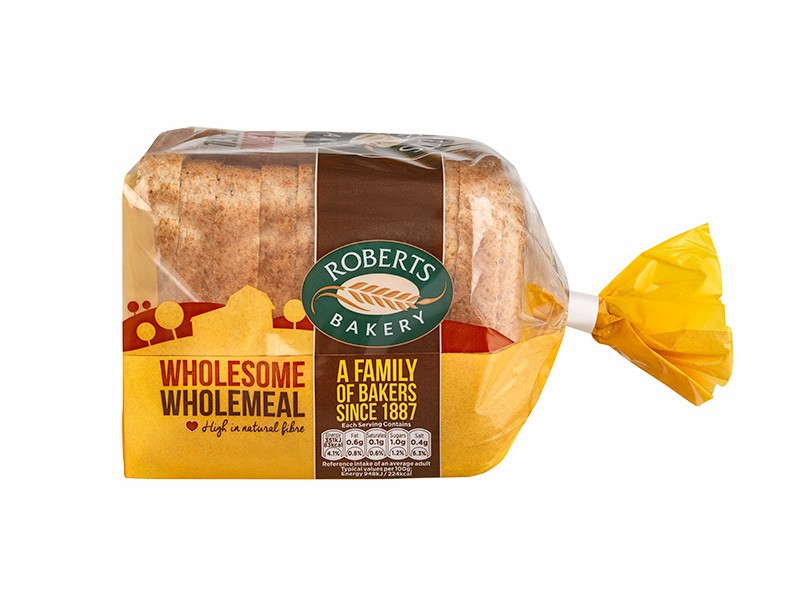 Roberts Wholesome Wholemeal 400g
