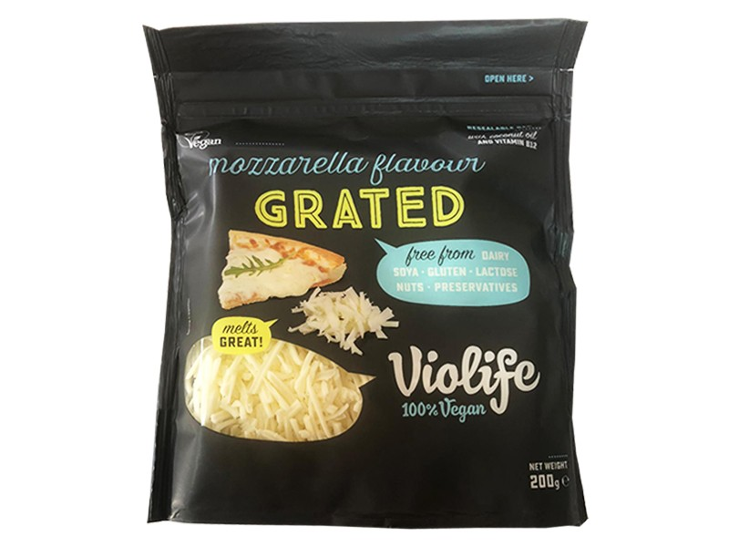 200g Violife Mozzarella Flavour Grated