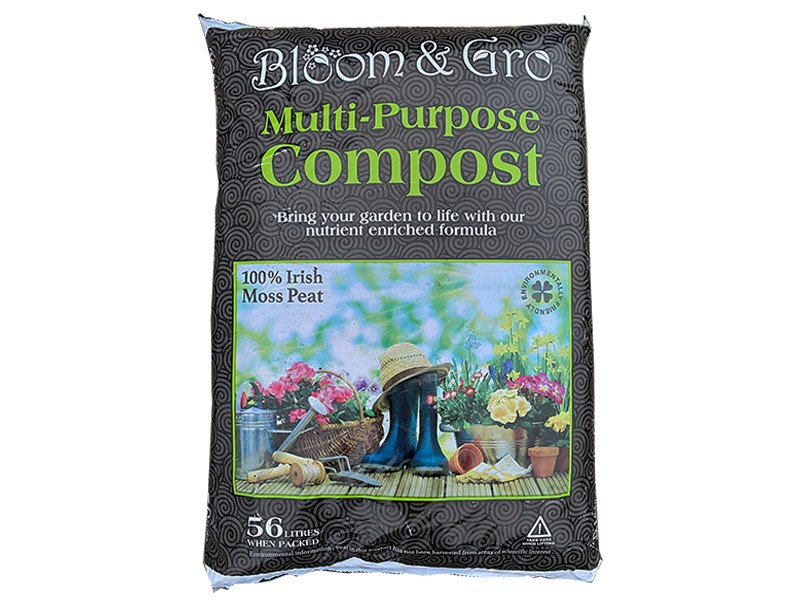 Bloom & Gro Multipurpose compost 56 litre