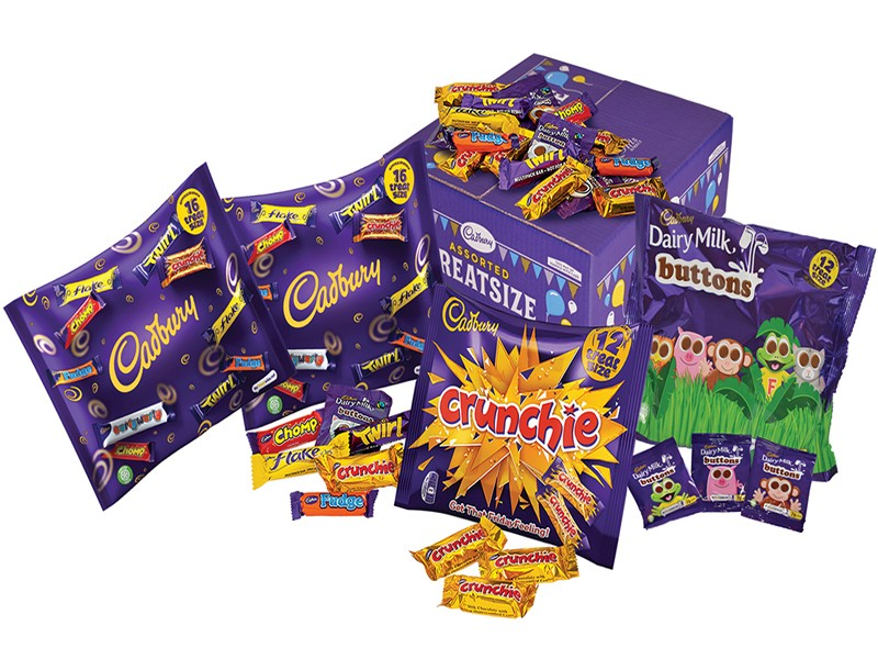 Cadbury Assorted Treatsize Goody Box