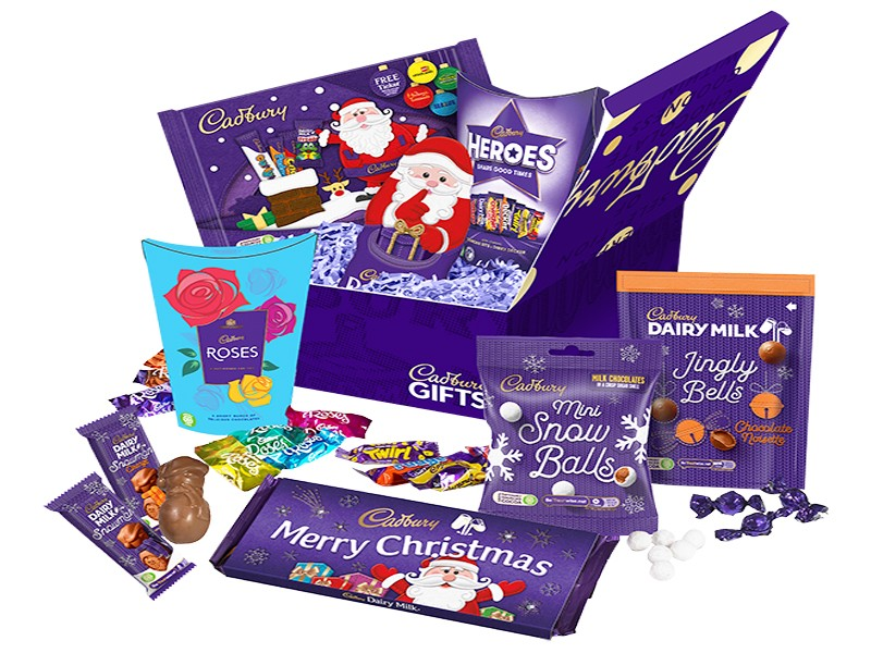 Cadbury Christmas Combination Box