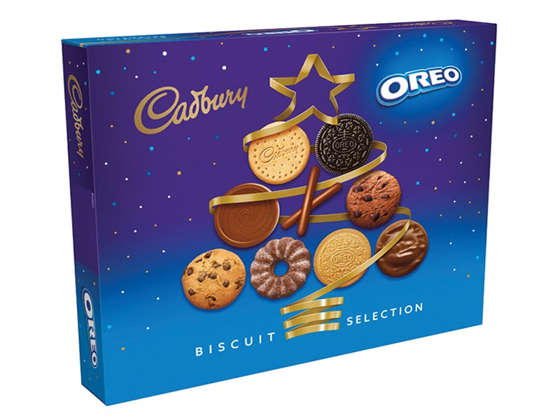 Cadbury/Oreo Biscuit Assortment 502g