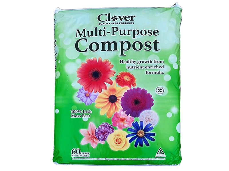 Clover Multipurpose Compost 60 litre