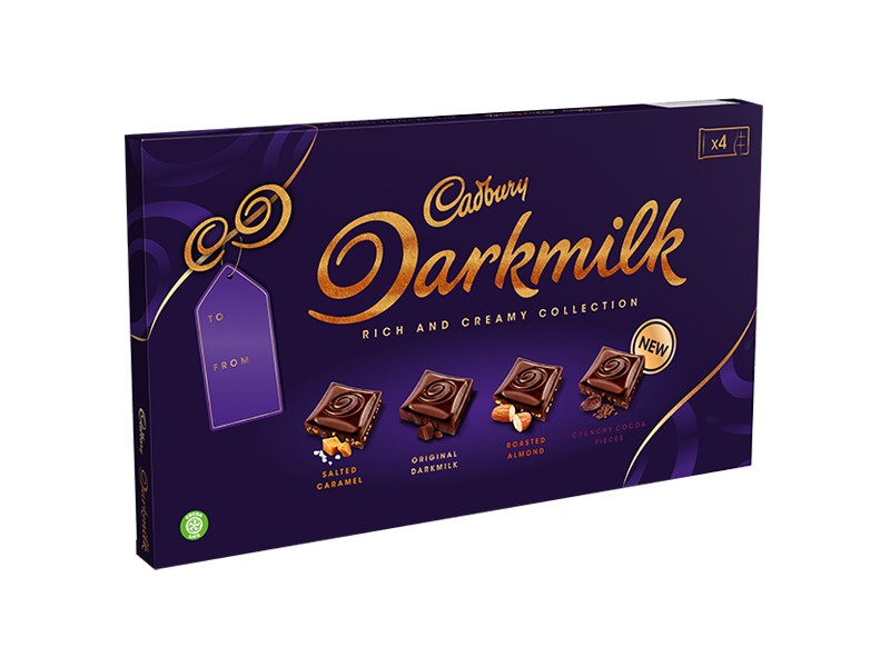 Dark Milk Selection Box