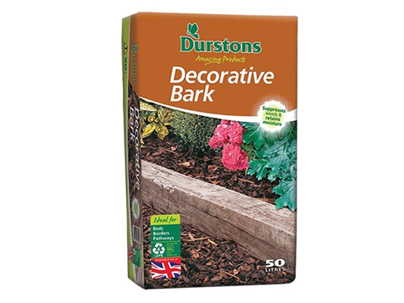 Durstons Decorative Bark 50 Litre