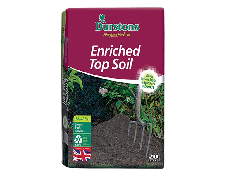Durstons Top Soil 20 Litre