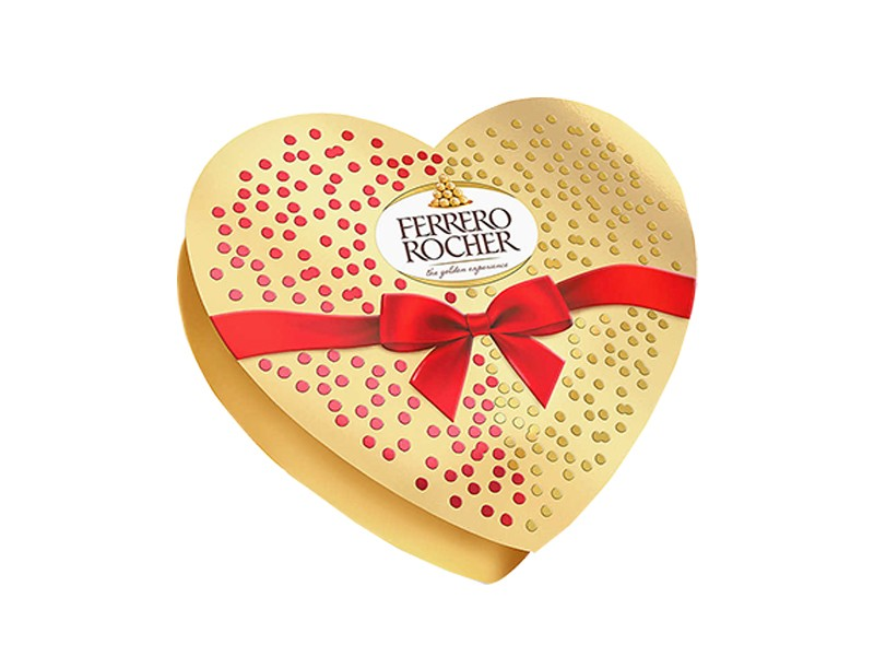 Ferrero Rocher Heart 125g
