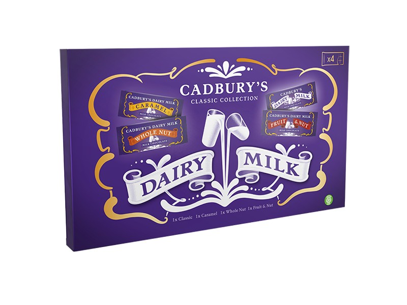 Cadbury Heritage Retro Selection Box