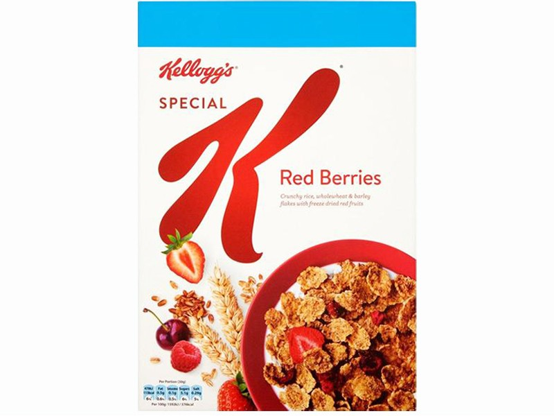 Kelloggs Special K with Berries 360g