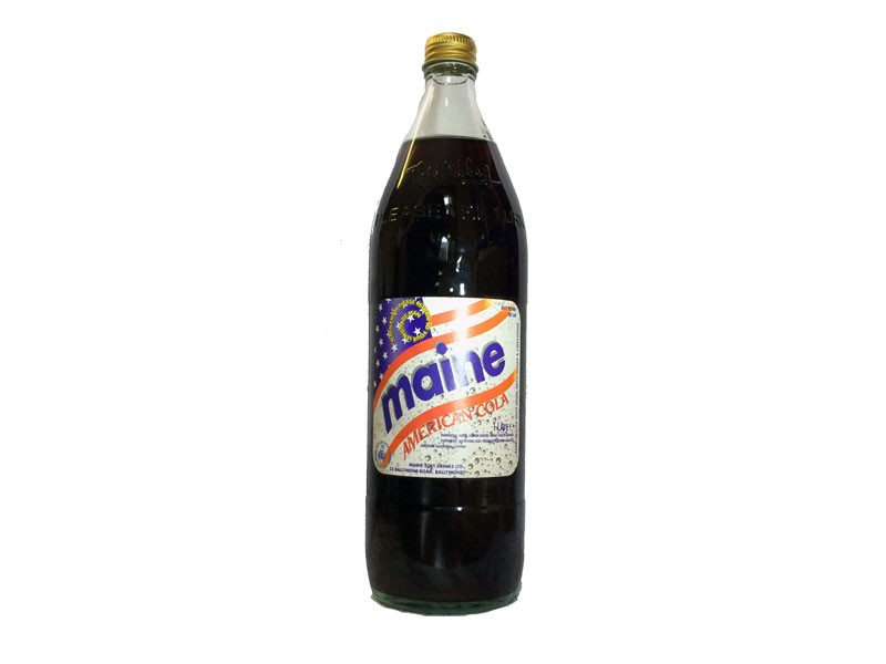 Maine Cola 750ml