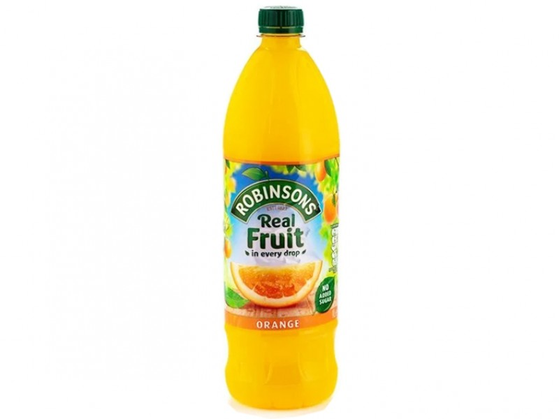 Robinsons 1 Litre Orange Cordial