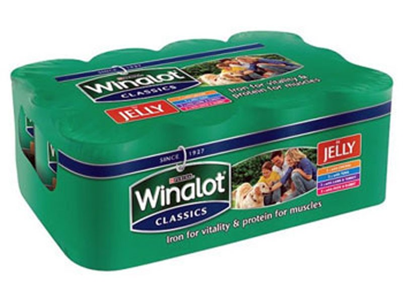 Winalot Mixed Cans 12 x 400g